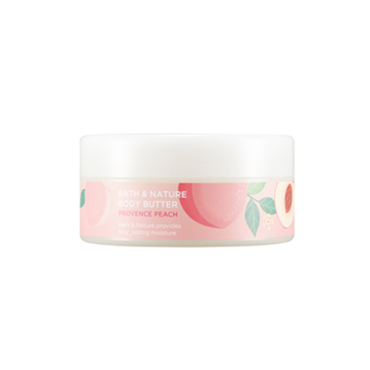 Bath&Nature Provence Peach Body Butter,  150 мл...