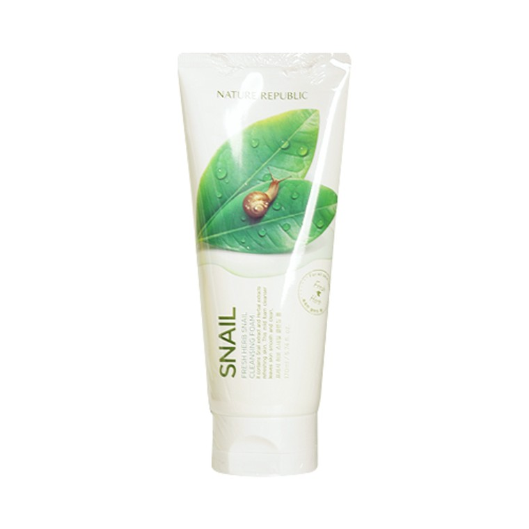 Fresh Herb Cleansing Foam
