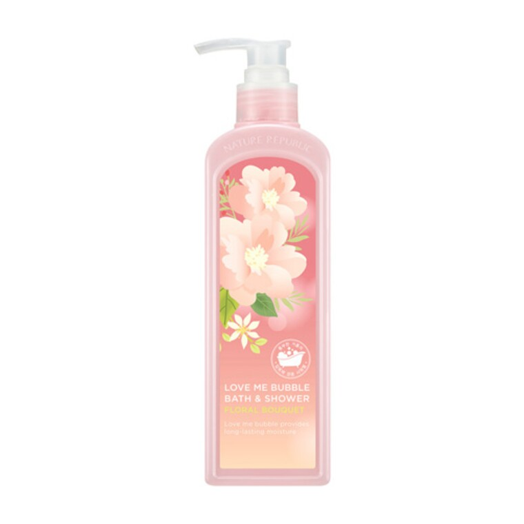 Love Me Bubble Bath & Shower Gel. 400 мл...