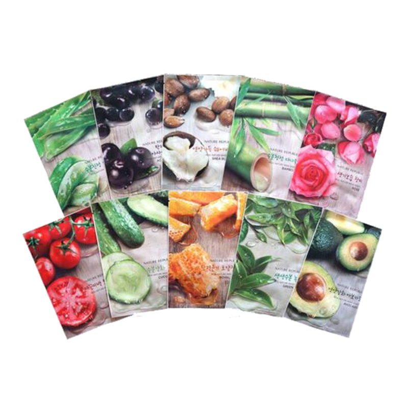 Real Nature Mask Sheet.  23 гр