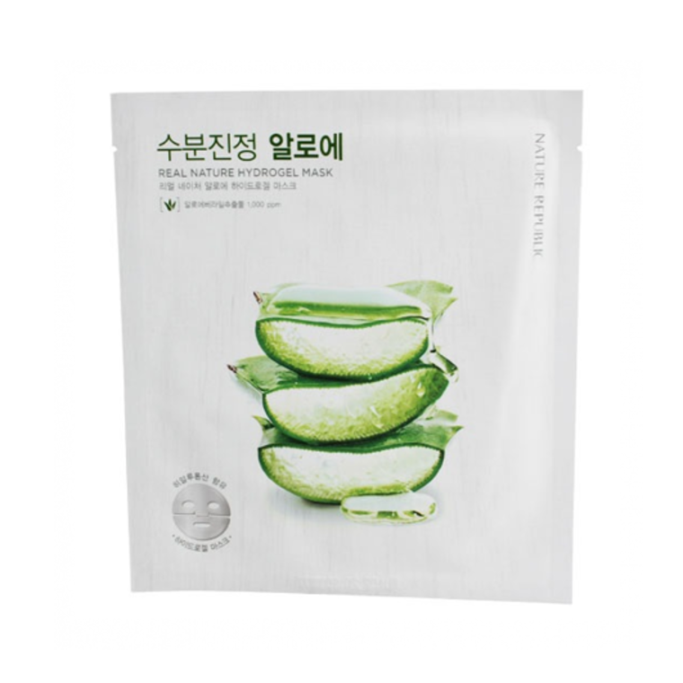 Real Nature Seed Mask Sheet.  30 мл.