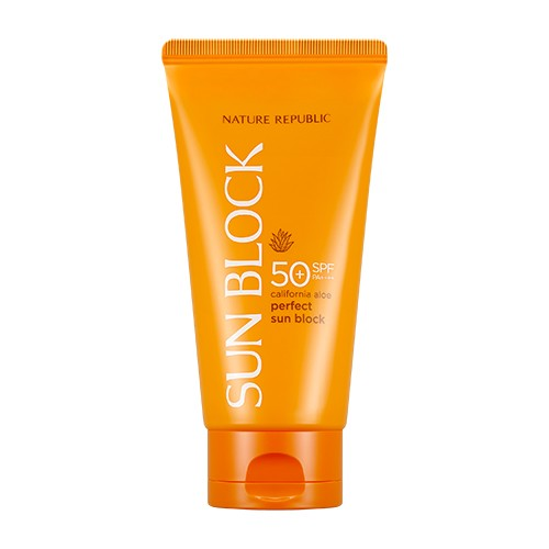 California Aloe Perfect Sun Block SPF 50+ PA++++, 150 мл