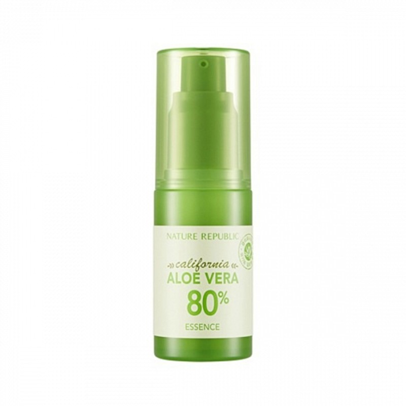 California Aloe Vera 80% Essence, 35мл.