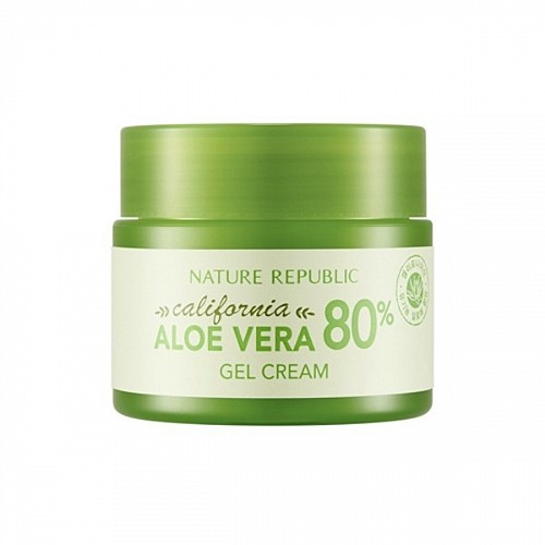 California Aloe Vera 80% Gel Cream