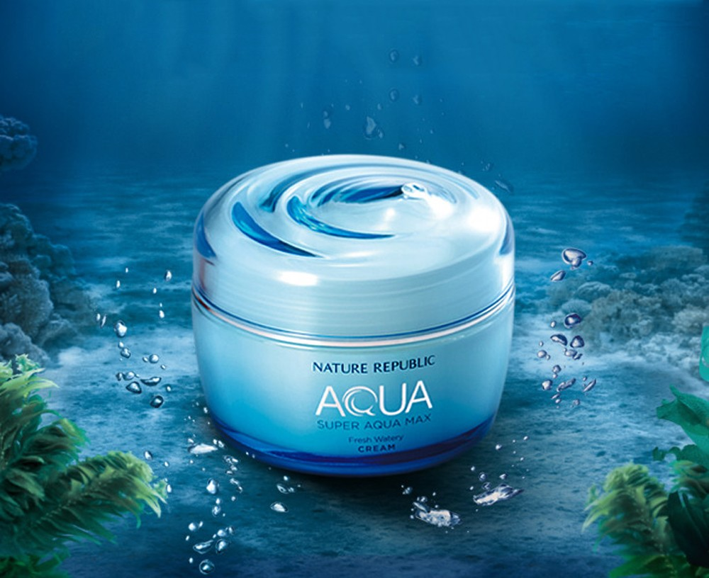 Super Aqua Max Fresh Watery Cream, 80 мл.
