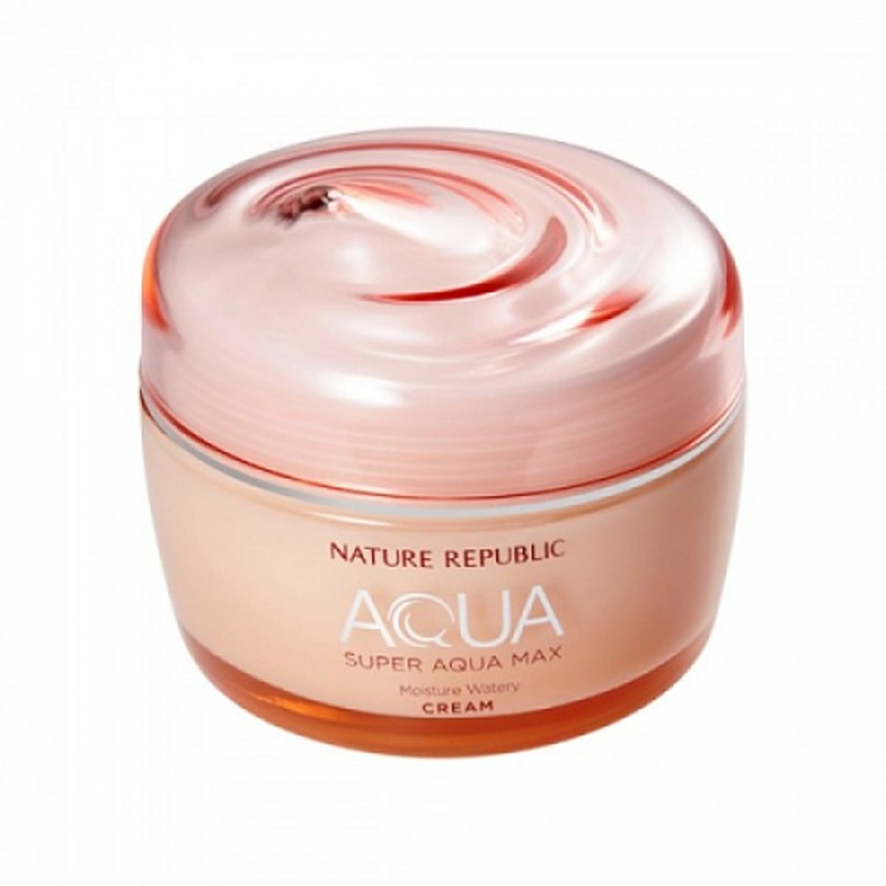 Super Aqua Max Moisture Watery Cream, 80 мл.